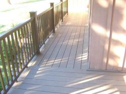 Click to enlarge image  - A Deck that will last a Lifetime -